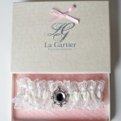 Wedding Garter Joanna