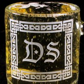 Irish Wedding Monogrammed Beer Steins