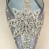 Belle Etoile Custom Wedding Shoes
