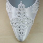 Catherine Custom Wedding Shoes