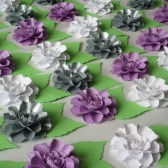 Escort Cards - The Marigold Paper flower