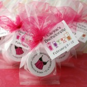 Bachelorette Lip Balm Favors