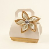perla handbag favor box