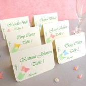 Wedding Place cards - Butterfly
