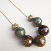 La Boheme Color Shift Necklace