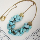 Capri Bobble Necklace