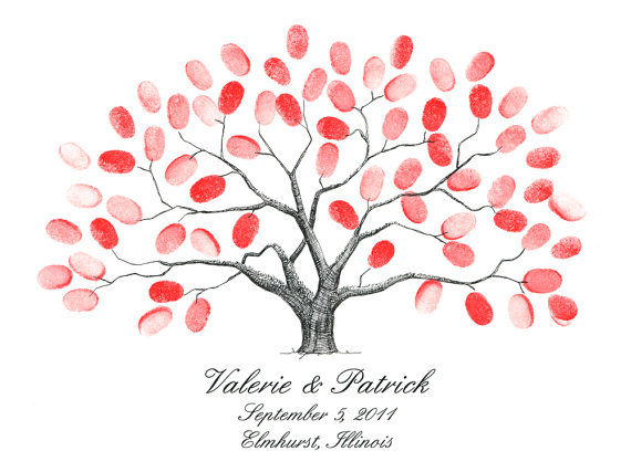 guest-book-finger-print-tree-red-the-ink-lab