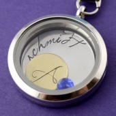 Personalized Floating Locket Starter Set
