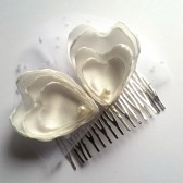 pure love wedding comb