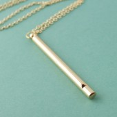 Whistle Layering Necklace