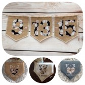 Baseball themed wedding decor package