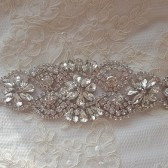 Crystal Couture Sash