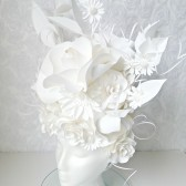 Paper Couture Headpiece