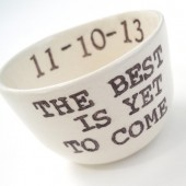 PERSONALIZED ring dish, perfect engagement gift, best wedding gift