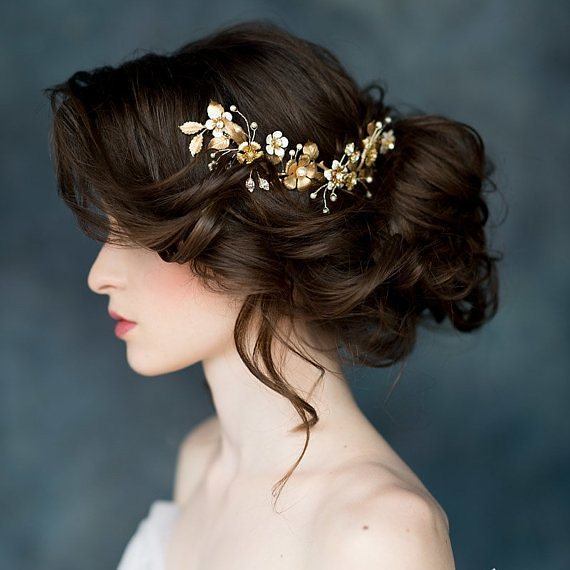 THIS  Hair vines by blairnadeaumillinery are gracing the bloghellip