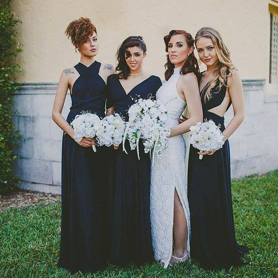 BRIDESMAIDS  One dress countless ways to slay  hellip