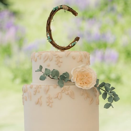Twig Cake Toppers A to Z! See them all nowhellip