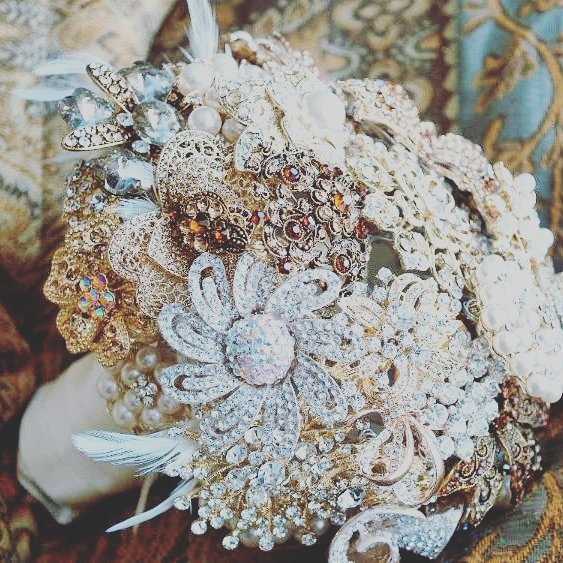 Brooch bouquets  stunning keepsakes that last forever!  hellip