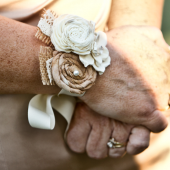 Wedding Corsage Made to Order-Wedding Flowers Mother of the Bride Wedding Party Flowers Rustic Wedding Country Chic Wedding
