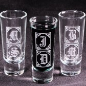 Groomsmen Gifts Shot Glasses
