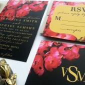 """Westwood"" Invitation Suite"