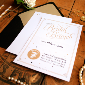 Bridal Brunch Invitations
