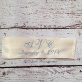 Wedding Dress Label