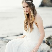 Crystal and Pearl Bridal Halo
