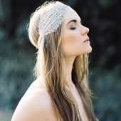 Chantilly Lace Headwrap