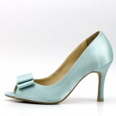 Something Blue Bridal Shoes