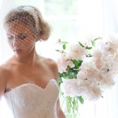 Birdcage veil, Bridal birdcage veil with lace, Lace birdcage fascinator, Ivory birdcage veil, Wedding veil, Bridal head piece