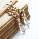 Plaza Wedding Earrings