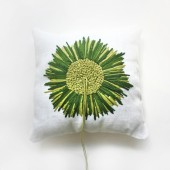 Modern Personalized Ring PIllow