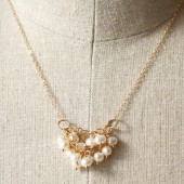 Pearl Bridesmaid Necklace