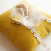 Dijon Ring PIllow