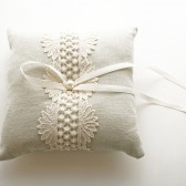 Toulouse Ring Pillow