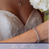 Addie Bridal Bracelet