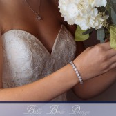 Ainsley Bridal Bracelet