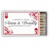 Anna – Vegas Casino Theme Matchboxes
