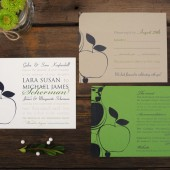 Apple Orchard Wedding Invitations