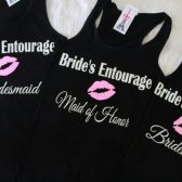 Wedding tanks
