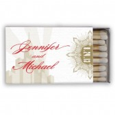 Art Deco – Great Gatsby Inspired Wedding Matchboxes