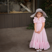 Aubrey - Flower Girl Dress