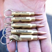 Groomsmen Gift Bottle Opener Key chains