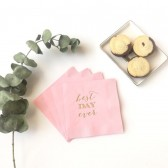 Best Day Ever Party Napkins