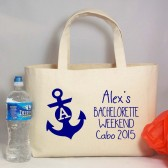 Personalized Bachelorette Weekend Getaway Tote Bag Sets