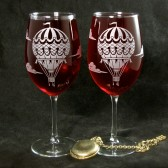 Balloon Wine Glasses