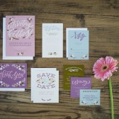The Floral Celebration Wedding Invitations