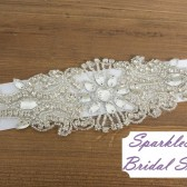 SparkleSM Bridal Sashes - Mo