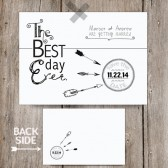 Best Day Ever Save the Date